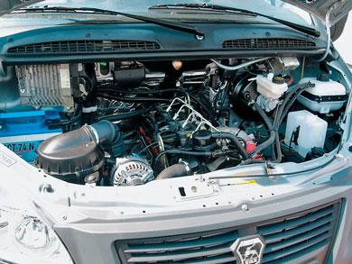 Выгода замены бензинового двигателя ГАЗели на дизельный